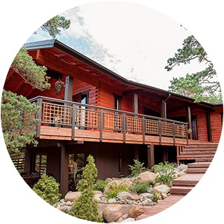 12 factors influencing the price of a log house