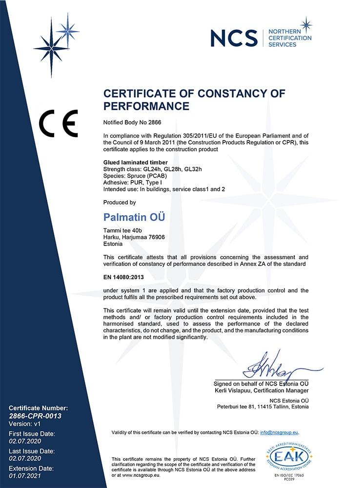 Certificate-PC-EN-14080-Palmatin-OU-0013-v1