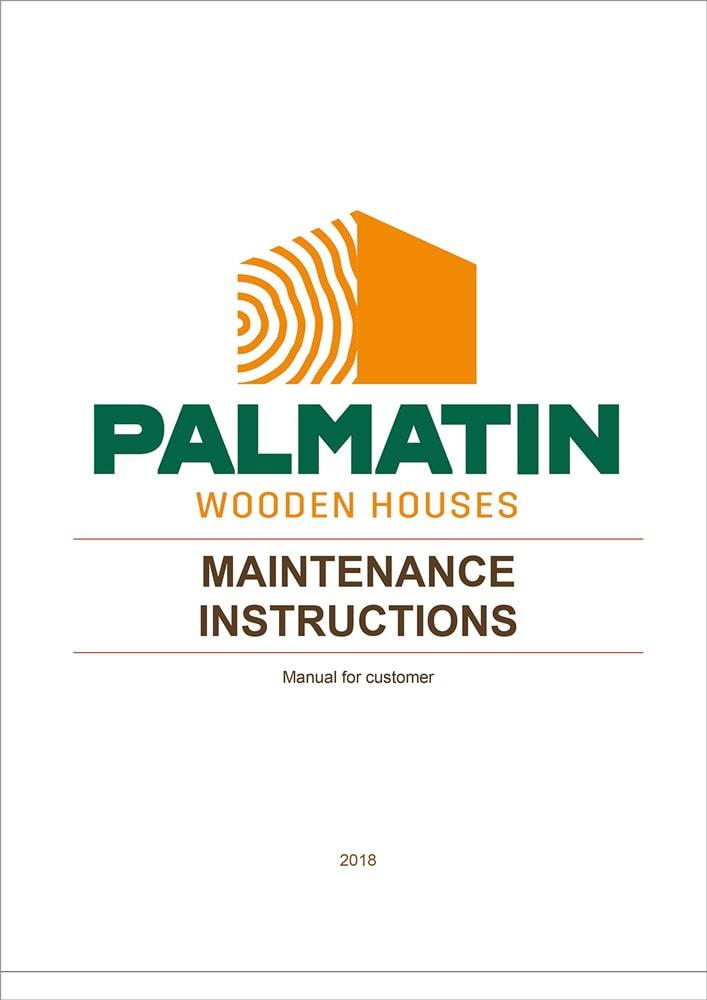 Maintenance Instructions